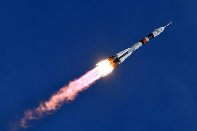 Studie: Langzeit-Missionen im All hinterlassen Schäden im Gehirn (© 2021 AFP)
