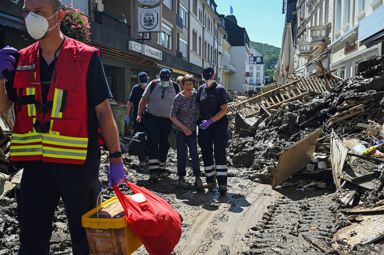 Große Spendenbereitschaft für Hochwasseropfer. (Foto: OTS)