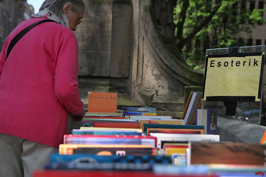 Bücherbummel auf der Düsseldorfer Kö ist zurück (Foto: xity)