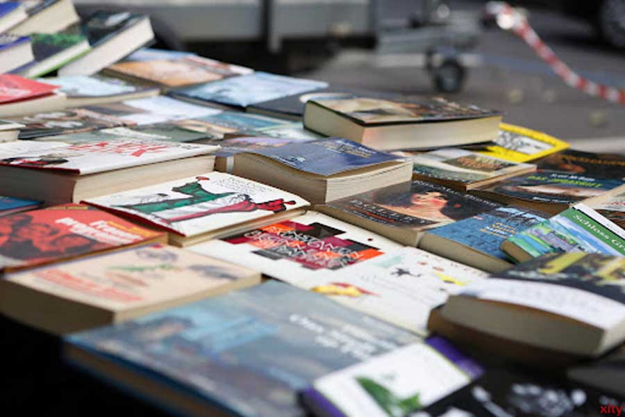 Düsseldorfer Bücherbummel 2021 (Foto: xity)