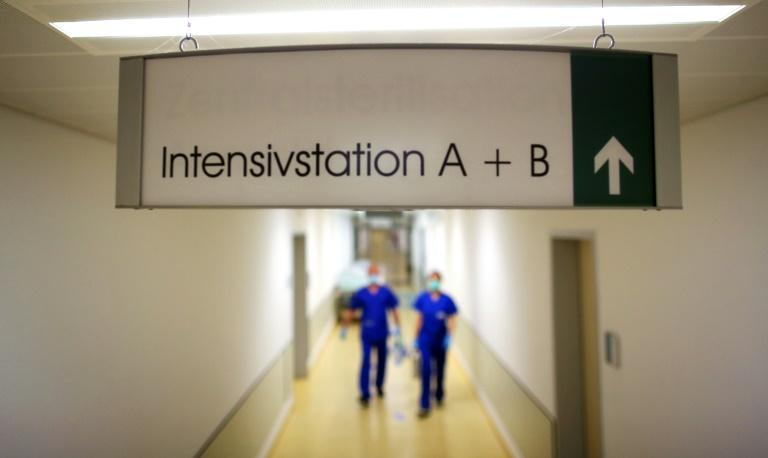 Tarifverhandlungen für Ärzte in kommunalen Kliniken begonnen (© 2021 AFP)